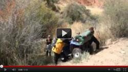 4x4 offroad Jeep & ATV excursión de aventura al las cañóns de Konortchok